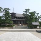 奈良旅行2日目*斑鳩編