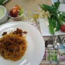 料理と病院と学校と