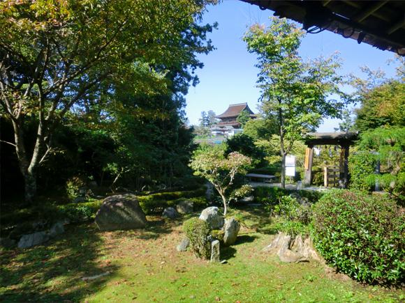 吉水神社 お庭