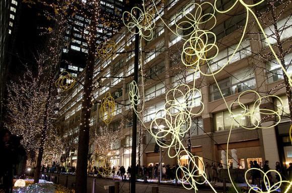 Marunouchi Illumination 2009