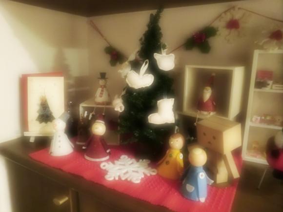 クリスマスの飾り付け1
