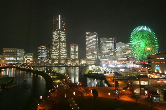Yokohama Night View - 16