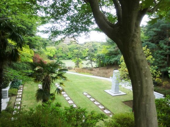 英連邦戦没者の墓