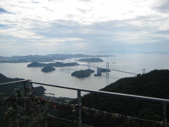 亀老山からの風景