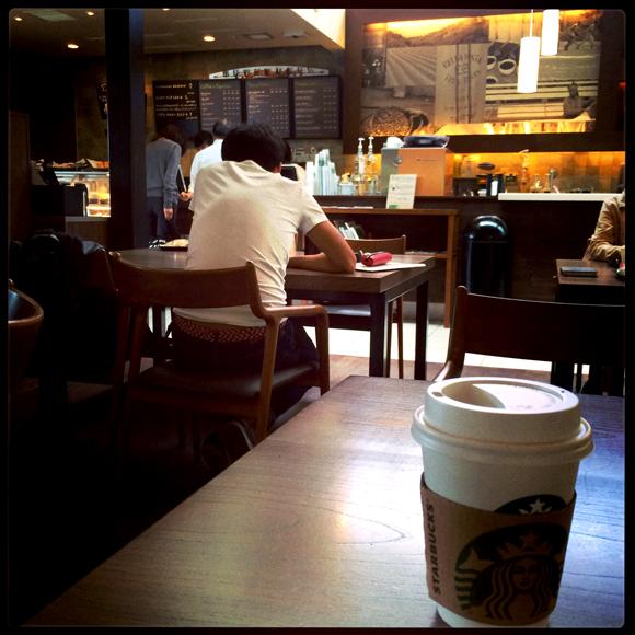 Starbucks鎌倉御成町店