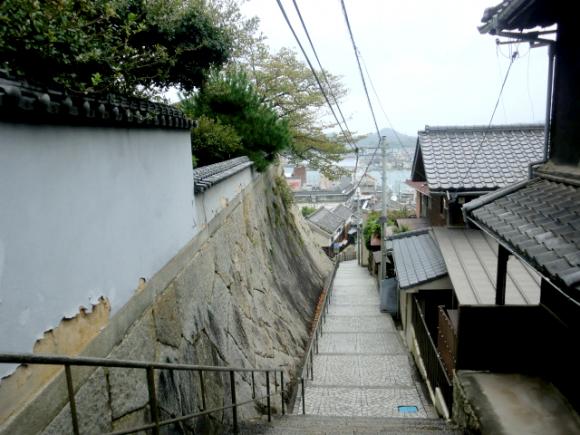 尾道・坂道