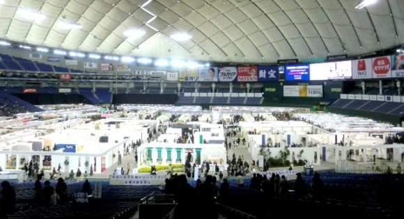 テーブルウェアフェスティバルin東京ドーム