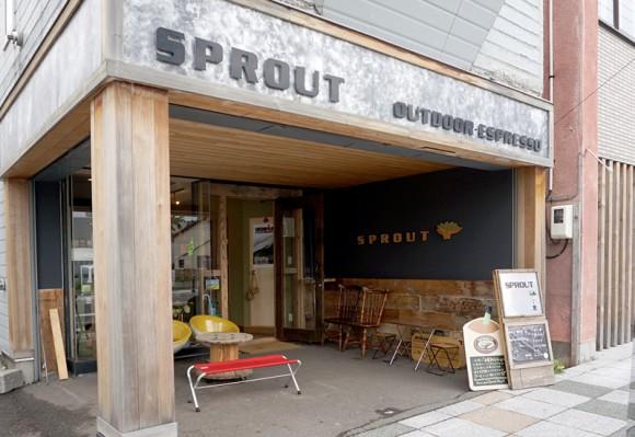 カフェsprout