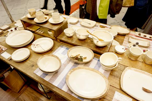 信楽焼・古谷製陶所のコーナー