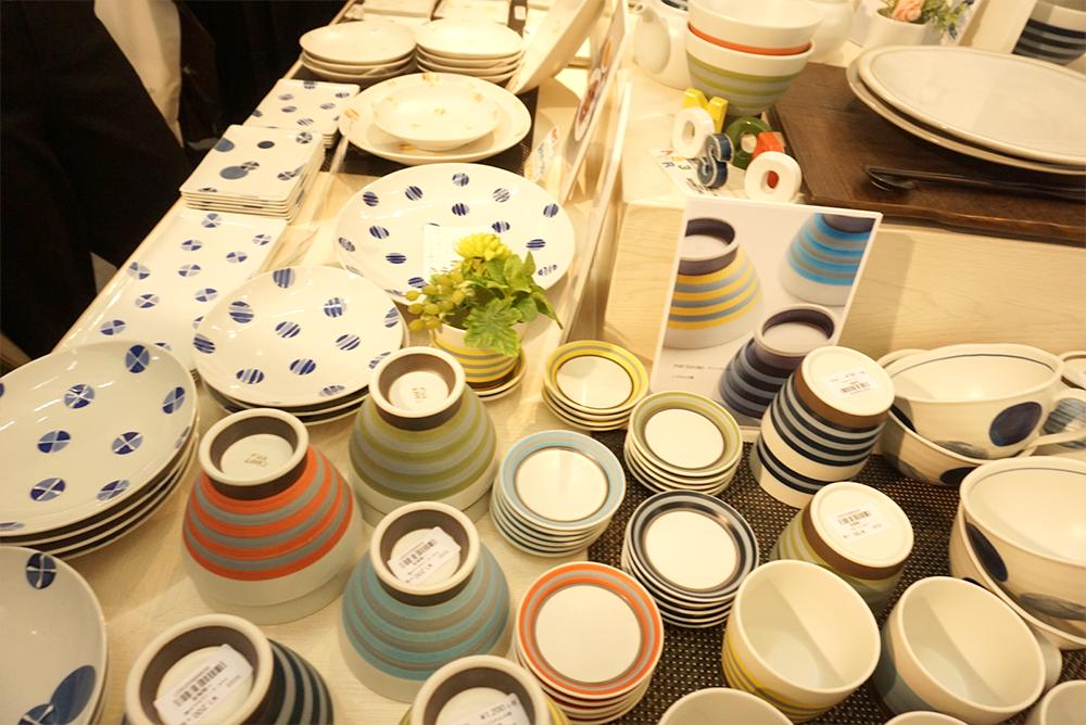 波佐見焼コーナー:2016テーブルウェアフェスティバル