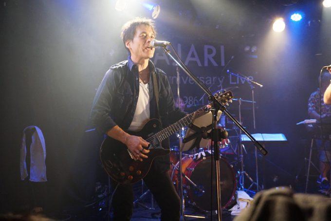 ギター藤尾領さん。相変わらずかっこいいです^^