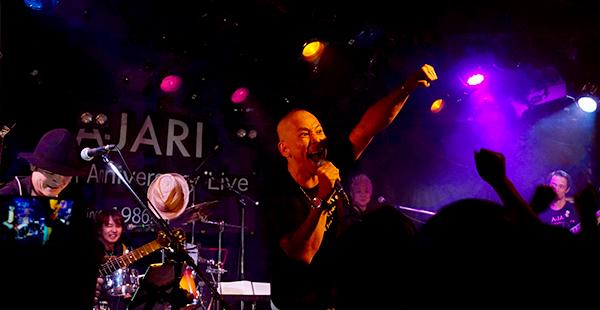 解散は再び逢うまでの遠い約束〜A-JARIデビュー30周年LIVEに思うバンドとファンのしあわせな絆