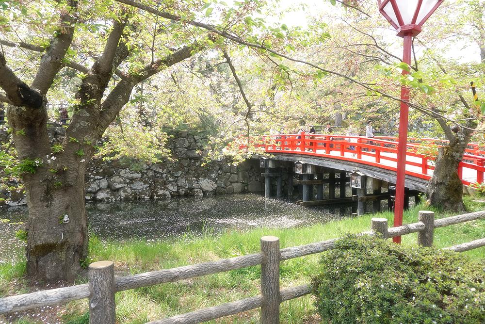 弘前城・下乗橋